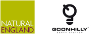 NE and GES logos