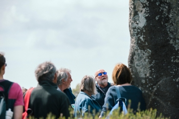 Archaeology Walk with Charlie Johns
