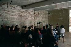 Talks and films screenings in the Happidrome