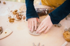 The Lost Rock Clay workshop with Rose Martin